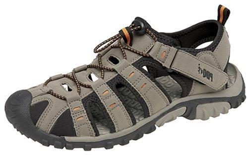 PDQ M040 - Sandalias deportivas para hombre Beige