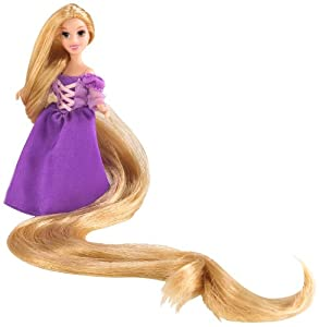 Disney Tangled Featuring Rapunzel Tower Treasures Doll And