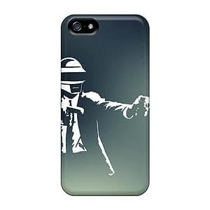 [0a563a84256]premium Phone Case Iphone 4 4S / Black Sun Symbol PC (best Gift Choice)