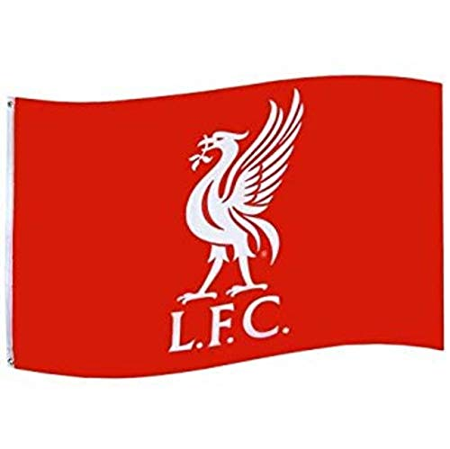 Liverpool FC Flag - 5 x 3 - Authentic - Liverpool Flag