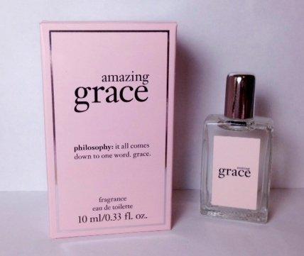 Philosophy Amazing Grace Fragrance Eau de Toilette 10 mL / 0.33 FL OZ
