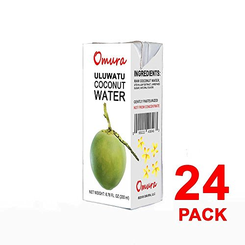 Taste Real Young Coconut Water PACK 24