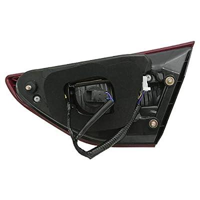 TYC 17-5594-00 Reflex Reflector: Automotive