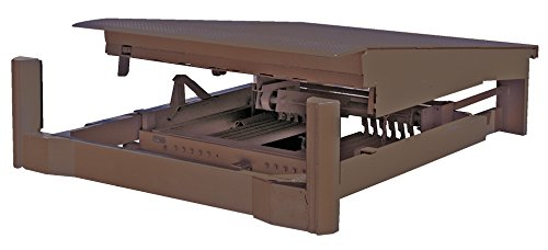Vestil-RU-1000-SCB-Recessed-Truck-Dock-Leveler-131-x-88-Brown