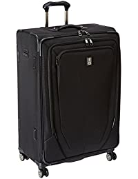 Travelpro Crew 10 29 Inch Expandable Spinner Suiter, Black, One Size