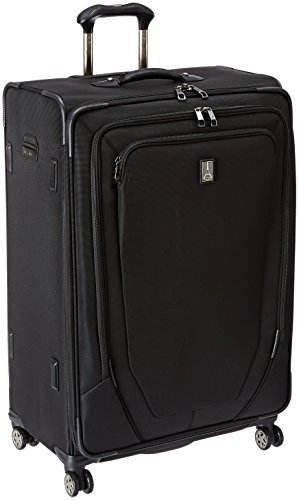 Travelpro Crew 10 29 Inch Expandable Spinner Suiter, Black, One Size by Travelpro