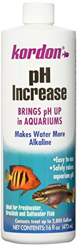 KORDON  #35316  pH Increase Adjuster for Aquarium, 16-Ounce