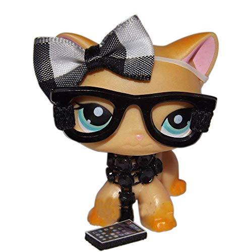 Noa Store Littlest Pet Shop Clothes LPS Accessories (Custom Nerd Lot) -
