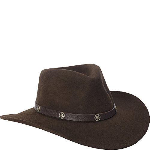 adora-hats-wool-felt-western-hat-one-size-olive-brown