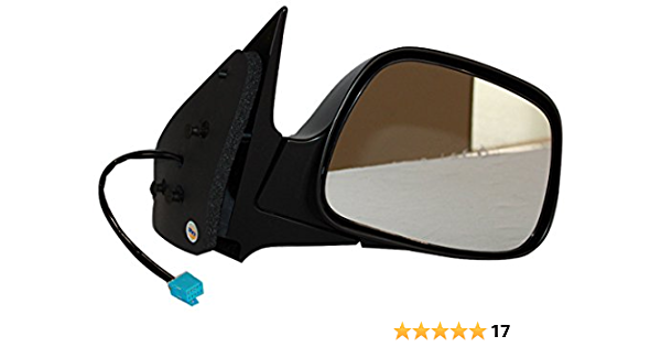 OE Replacement Buick Rendezvous Passenger Side Mirror Outside Rear View Partslink Number GM1321300