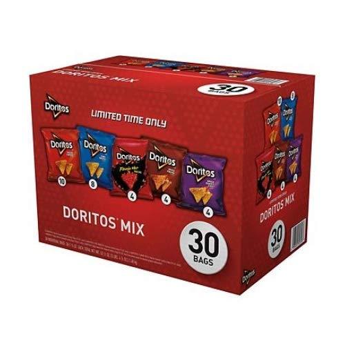 Doritos Mix Variety Pack (52.5 oz., 30 ct.)