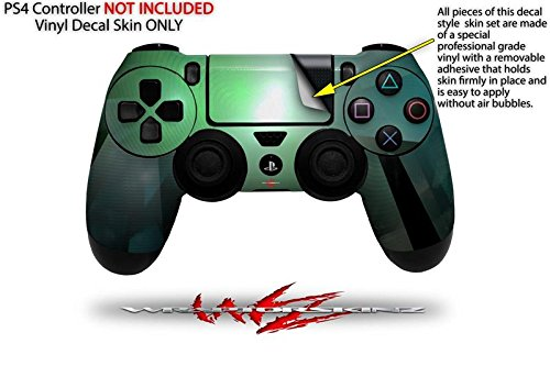 Sonic Boom - Decal Style Wrap Skin fits Sony PS4 Dualshock Controller (CONTROLLER NOT INCLUDED) by WraptorSkinz