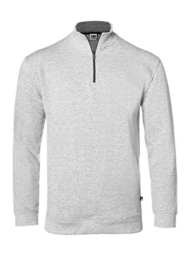 - Badger - FitFlex French Terry Quarter-Zip Sweatshirt - 1060-2XL - Oxford