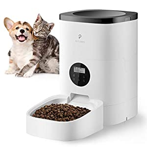 PETLIBRO Automatic Cat Feeder, Timed Cat Feeder with Desiccant Bag for Dry Food, Programmable Portion Control 1-4 Meals… 14