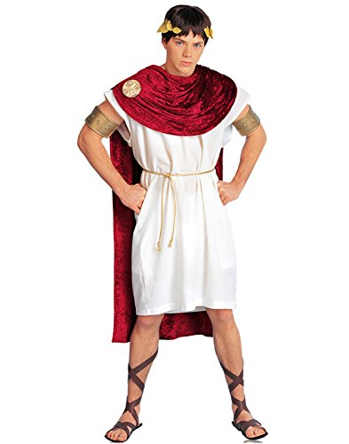 Spartacus Costume - Standard - Chest Size 42-46 ()