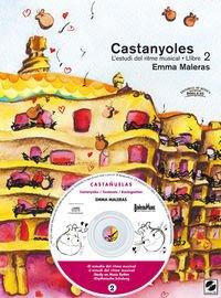 Descargar Libro Castanyoles. L'estudi Del Ritme Musical: Castanyoles. Llibre 2: L'estudi Del Ritme Musical Emma Maleras