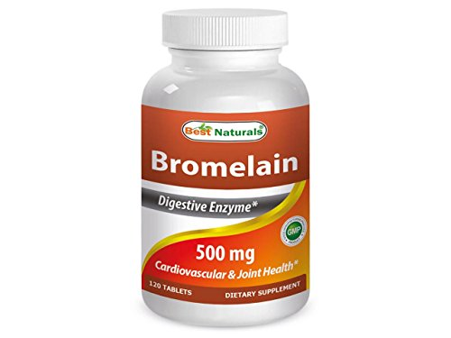 Best Naturals Bromelain Proteolytic Supplements