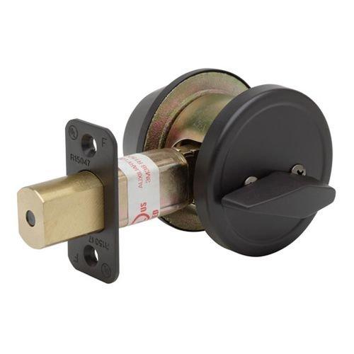 780 Series Single Cylinder Deadbolt (Copper Creek DB6410TB Grade 2 Single Cylinder Deadbolt, Bronze)