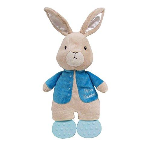 Beatrix Potter Peter Rabbit Teether Cuddle Pal Stuffed Animal, ()