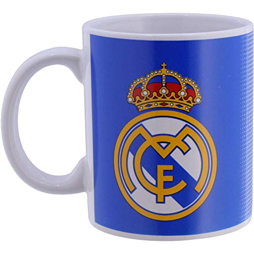(Real Madrid Ceramic Mug HT)