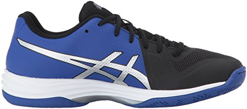 Women's Asics Tactic Gel Silver Blue Shoes ASICS Black 2 Volleyball gOdgTqf