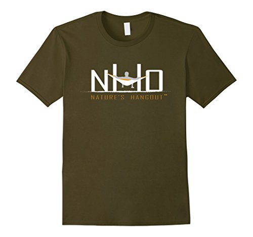 Natures Hangout T Shirt Hammock Lovers