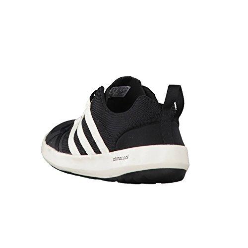 Adidas Terrex Cc Boat, Chaussures de Trail Homme, Noir (Negbas/Blatiz/Negbas), 49 EU