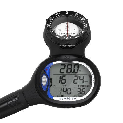 Dive Computer Compass - Aqua Lung i550 Dive Computer (i550 QD w/Compass & USB)