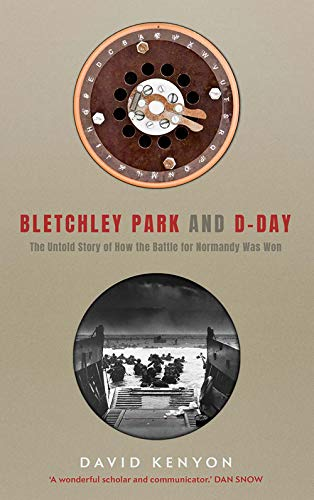 Image of Bletchley Park and D-Day