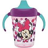 Caneca Antivazamento Aprendizado Disney, Lillo, Lilás, 207 ml