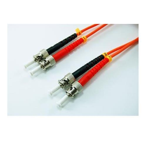 Comprehensive ST-ST-MMP-75M 75m ST OM1 MM 3.0 mm. Duplex Plenum by Comprehensive