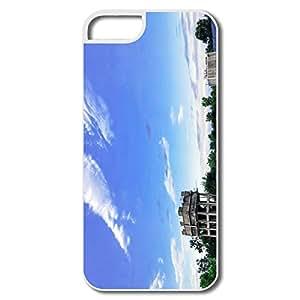 Custom Hot Selling Cases Iphone 5,BLUE SKY