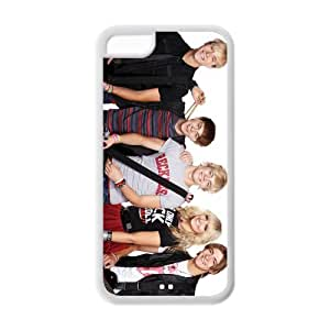 diy phone caseMystic Zone R5 Loud Ross Lynch iphone 4/4s Back Cover Case for Apple iphone 4/4s -(Black and White) -MZ5C00304diy phone case