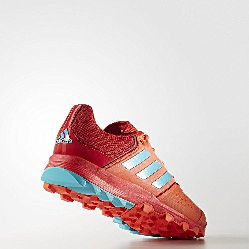 Adidas Flexcloud € Ména Chaussures De Hockey Rouge