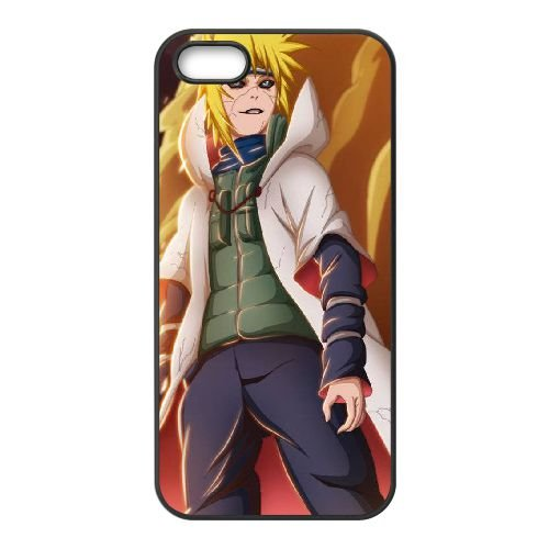 iPhone 5 5s Cell Phone Case Black naruto Road To Ninja jwke ...