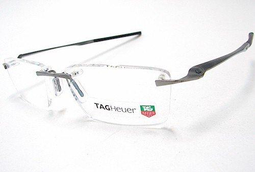 Tag Heuer 1101 Eyeglasses TagHeuer 27° Optics 001 Black Optical ...