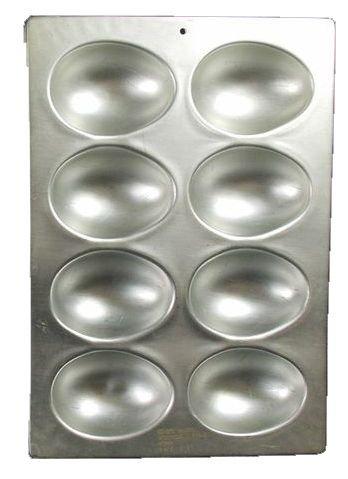 Wilton Mini Cake Egg Muffin Metal Pan Mold (Wilton Egg Pan compare prices)