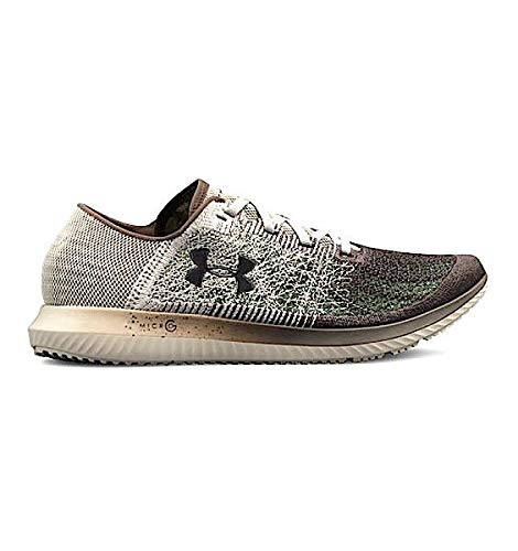 [アンダーアーマー] メンズ Threadborne Blur Running Shoes ランニングシューズ スニーカー Mink Gray/Green Typhoon_25 [並行輸入品] B07KWF3RN5  26.5 cm