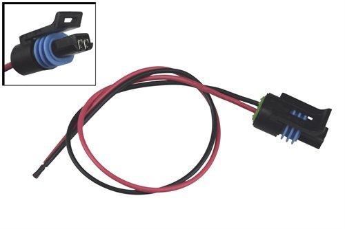 VSS Wire Connector Pigtail LS Vehicle Speed Sensor LS1 Plug T56 4L60e 4L80e Transmission Swap 551214 - Vss Vehicle Speed Sensor