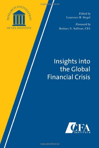 Download Insights into the Global Financial Crisis pdf