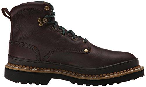 Georgia Giant Boot Mens G6374 Brown Boot Work Georgia Georgia Boot 1X8r8nx