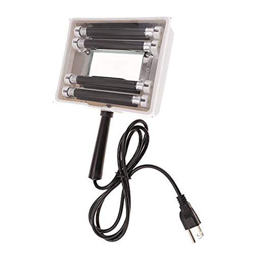 - QWERT Co. Wang Professional Woods Lamp Skin Analyzer Grade Skin Care Machine Salon Spa Equipment Light Blocking Hood