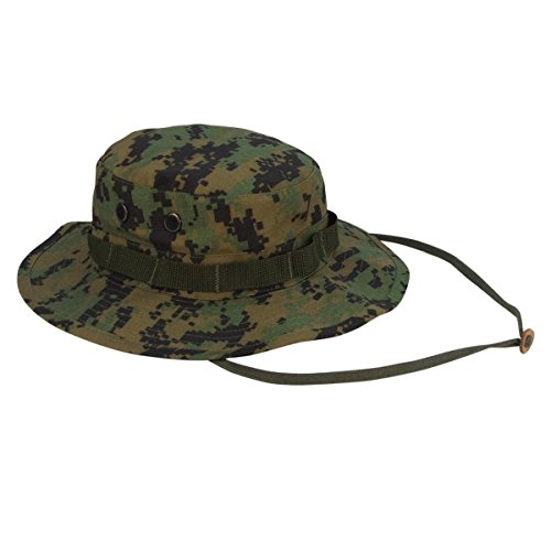Jacket Field M-65 Camouflage - Rothco Boonie Hat Woodland Digital Camo - (8) Inch
