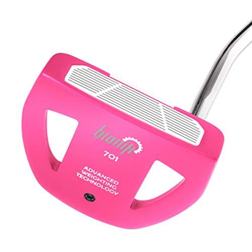 Bionik Golf Assembled 701 Pink Putter