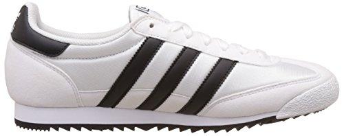 Adidas Herren Drago Og Gymnastikschuhe Weiss (calzature Bianco / Nucleo Nero / Oro Metallico)