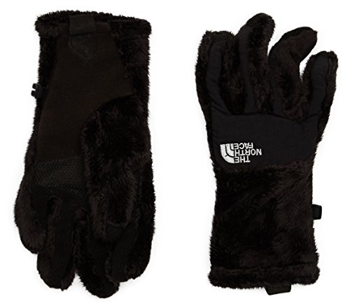 The North Face Women's Denali Thermal Etip Glove, TNF Black, SM (North Face Gloves Waterproof)