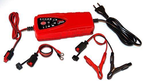FERVE F-2507 Cargador Automático de Baterías de Plomo Ácido ...