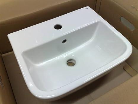Vasca Da Bagno In Ceramica Da Incasso : Rak serie ceramica vasca per lavello da semi incasso