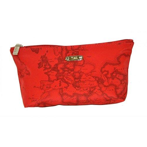 Pochette donna donna rosso raso Pochette in 1BcddqTw