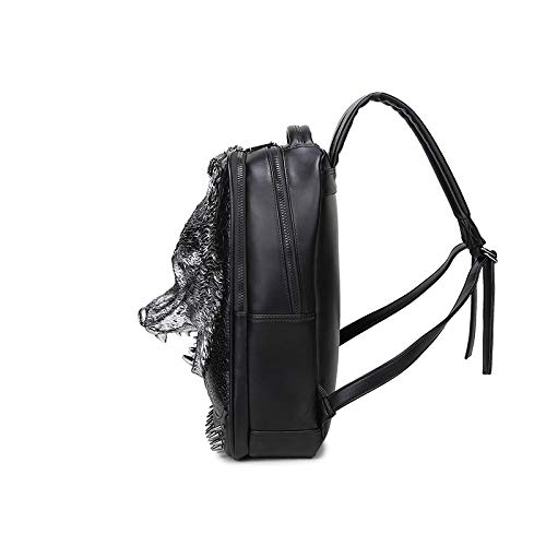 nuovi della per rivetti viaggio laptop Spalle dei uomini libero doppie borsa Wybxa per zaino aperta per tempo sportiva il all'aria APSIq